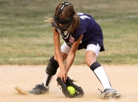 Jaclyn Carifi isn&#039;t only a pitcher. She also excels at other positions like shortstop and second base.