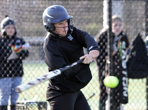 Megan Patierno had two RBIs for Montville.