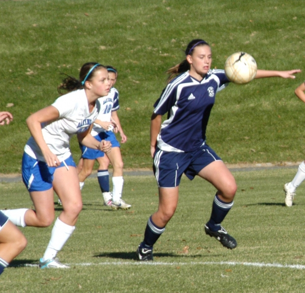 Morris Catholic made its exit from the state tournament with a 2-0 loss to Oak Knoll.